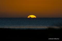 Coucher de soleil 7105