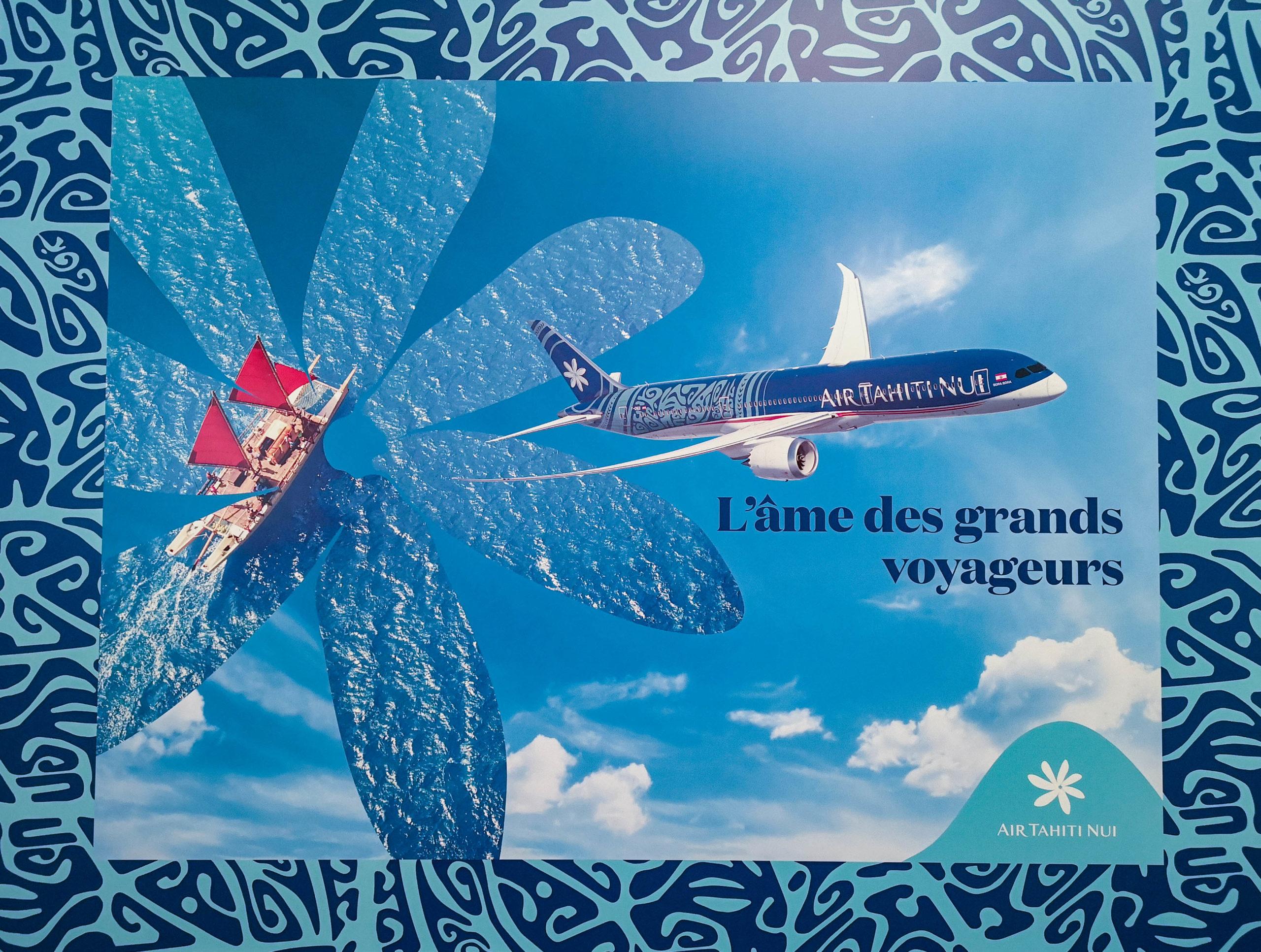 Rencontre avec Air Tahiti Nui