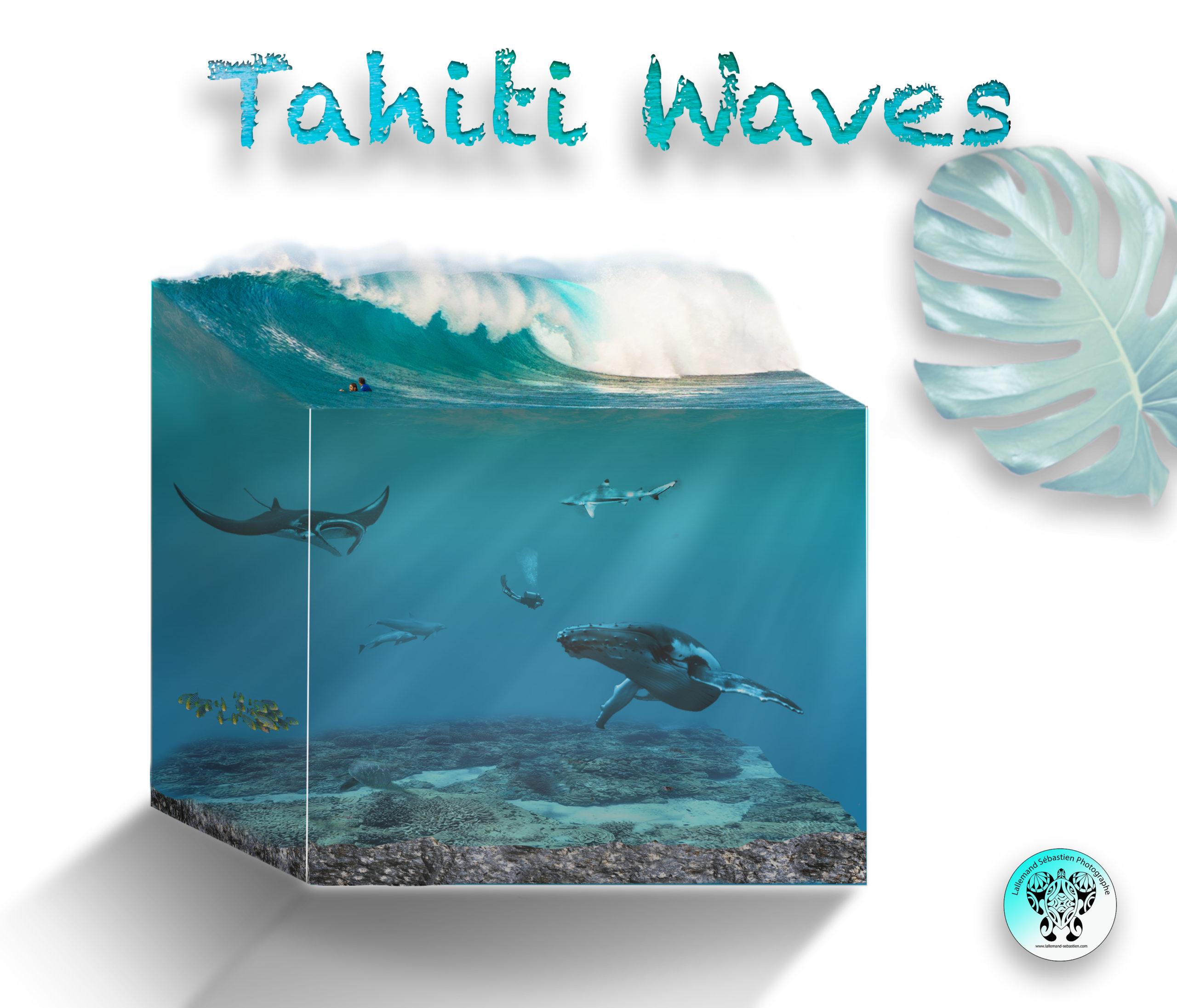 Tahiti Waves